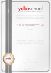 yullia diploma