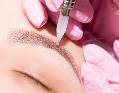 Permanent Makeup Removal course