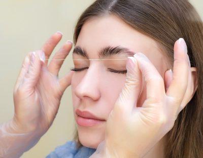 Eyebrow Threading course